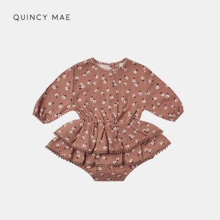 <img class='new_mark_img1' src='https://img.shop-pro.jp/img/new/icons7.gif' style='border:none;display:inline;margin:0px;padding:0px;width:auto;' />QUINCY MAE   ROSIE ROMPER   CLAY DITSY   6-12m