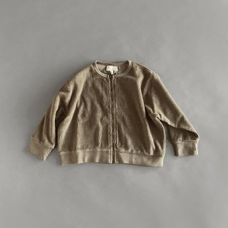 <img class='new_mark_img1' src='https://img.shop-pro.jp/img/new/icons7.gif' style='border:none;display:inline;margin:0px;padding:0px;width:auto;' />THE SIMPLE FOLK   The Terry Bomber Jacket   12-18m〜6-7y