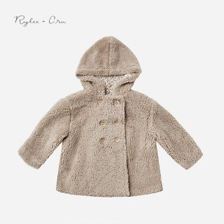 <img class='new_mark_img1' src='https://img.shop-pro.jp/img/new/icons7.gif' style='border:none;display:inline;margin:0px;padding:0px;width:auto;' />Rylee&cru   DOUBLE-BREASTED COAT   TAUPE   12-18m〜4-5y