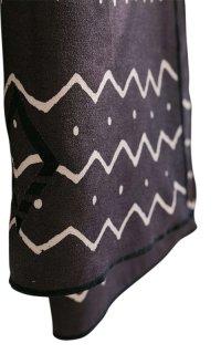 NOMADIX ノマディックスタオル 5017010-19 MUD CLOTH  BLACK