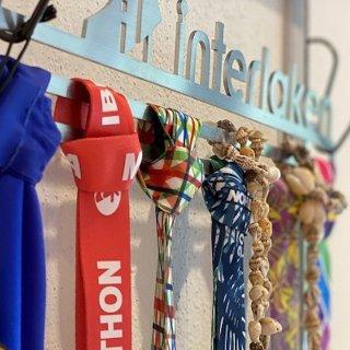 interlaken メダルハンガー  輝かしいメダルをお部屋に飾るホルダーです(受注生産)