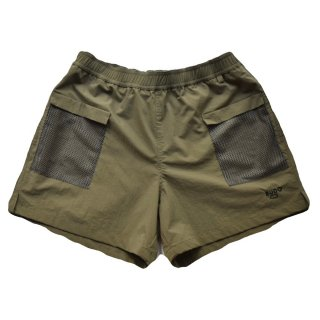 BUDO Minimum Mesh Shorts