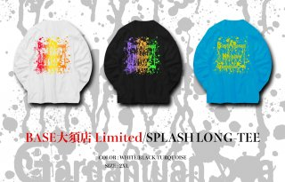 SPLASH LOGO LONG-TEE