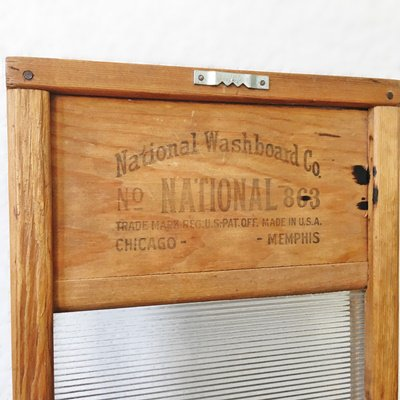 <img class='new_mark_img1' src='https://img.shop-pro.jp/img/new/icons21.gif' style='border:none;display:inline;margin:0px;padding:0px;width:auto;' />National Washboard Co. ウォッシュボード(洗濯板)ハンギング・シェルフ