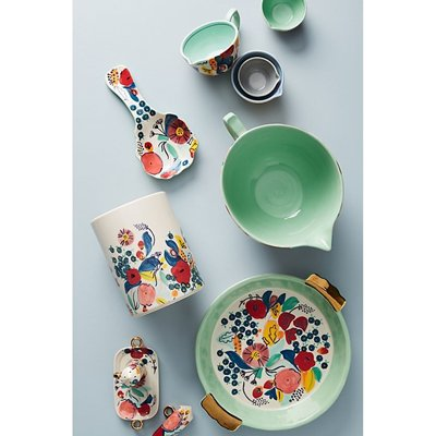 <img class='new_mark_img1' src='https://img.shop-pro.jp/img/new/icons21.gif' style='border:none;display:inline;margin:0px;padding:0px;width:auto;' />アンソロポロジー Anthropologie ソルト&ペッパー トレー付き 調味料入れ 【Milton】