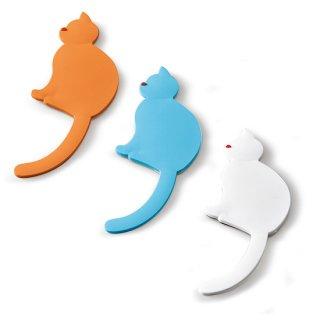 ネコ型マグネットフック<br>表示価格は参考上代です。卸価格はお問い合わせください。