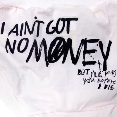 Money・ショーツ