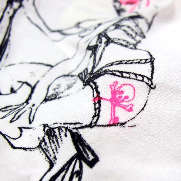 ピンナップパイレーツ・ショーツ(ピンク)