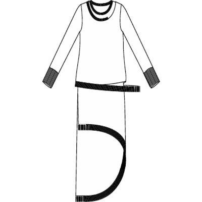 ニット・ドレス