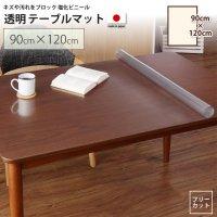 90×120cm テーブルマット   透明マット シート テーブル、デスクマット