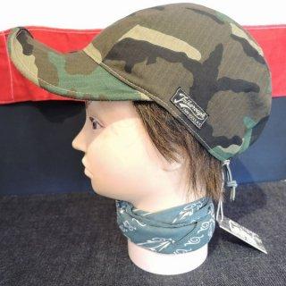 2016年 春夏 コリンボ COLIMBO CHERRY CREEK POCKETABLE CAP ZR-0602 Woodland camo/Green カモフラージュ キャップ