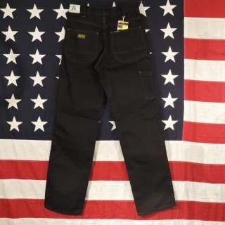 TOYS McCOY TMP1706 McHILL OVERALLS CLOTHING PAINTER TROUSERS BLACK DUCK トイズマッコイ