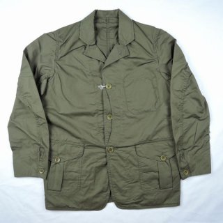 WORKERS Lt Cruiser Jacket, Olive CL Twill クルーザージャケット オリーブ