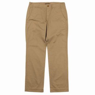 WORKERS Officer Trousers, Standard Type1, 7.3 oz Compact Chino ワーカーズ スタンダードチノ ジャケット トラウザーズ デニム ジーンズ