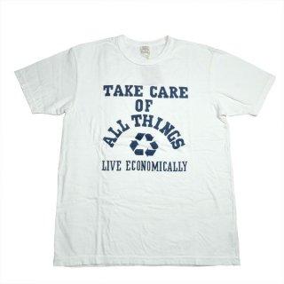 UES 652005LIVE ECO Tシャツ ウエス 半袖