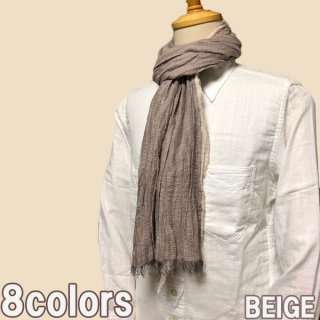 30%OFF DAPPERS LOTLOT1381 Stylish Stole by V.FRAAS(ヴィフラース) ダッパーズ ストール