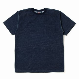 STUDIO DARTISAN 8001 吊り編みインディゴTシャツ ダルチザン 半袖 キャップ スヴィンゴールド