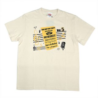 "Dry Bones PT-822 Print T-Shirt ""DOOWWOP DAY2020""ドライボーンズ イベント 半袖 Tシャツ 限定1950S 50S ロカビリー ビンテージ"