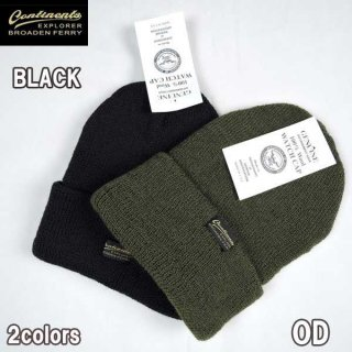 BROADEN FERRY BF-0501 G.I.WOOL WATCH CAP ニットキャップ MANUFACTURES オリジナル ミリタリー CAP 帽子