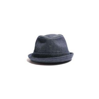 COLIMBO ZV-0616 ORIGINAL BEEFHEART CENTER CREASE HAT デニム ハット コリンボ hat 帽子 キャップ キャスケット
