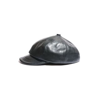 COLIMBO ZV-0619 LITTLE FEAT CASQUETTE レザーキャスケット コリンボ 帽子 ハット ホースハイド