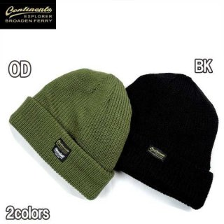 BROADEN FERRY BF-0504 THINSULATE WATCH CAP ニットキャップ MANUFACTURES オリジナル ミリタリー CAP 帽子 シンサレート 3M