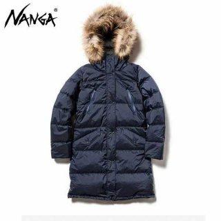NANGA LADY'S DOWN HALF COAT ナンガ レディース ダウン ハーフ コート ジャケット 冬 アウター