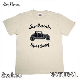 """ドライボーンズ Dry Bones PT-801 Print T-Shirt """"Burbank Speedway""""半袖 Tシャツ 夏 カットソー"""