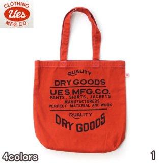 ウエス UES 812135 プリントトートバッグ カバン かばん バッグ