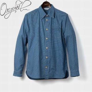 オルゲイユ ORGUEIL OR-5058U ウォバッシュシャツ 長袖シャツ