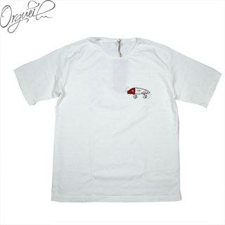 オルゲイユ ORGUEIL OR-9060A Printed T-shirt オルゲイユ × ラッキールーディ コラボ 半袖 Tシャツ