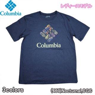 コロンビア Columbia AR2373 コロンビアパークリラックスド Tシャツ レディースモデル