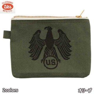 ウエス UES 892155 TALONジップポーチ EAGLE 雑貨 ケース