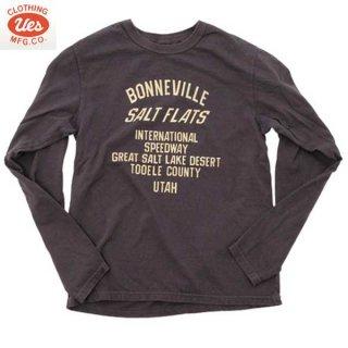 ウエス UES 602157 長袖Tシャツ カットソー 長袖