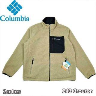 コロンビア 21秋冬 Columbia PM1632 シュガードームリバーシブルジャケット フリース キャンプ アウトドア アウター ジャケット
