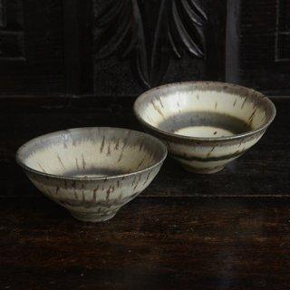 金澤尚宜 三彩小鉢(墨)