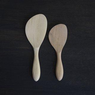 宮島工芸製作所 丸柄ナナメ杓子