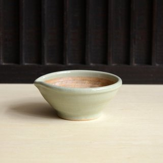 原泰弘 すり鉢 並白 M 17cm