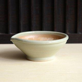 原泰弘 すり鉢 並白 L 21.5cm