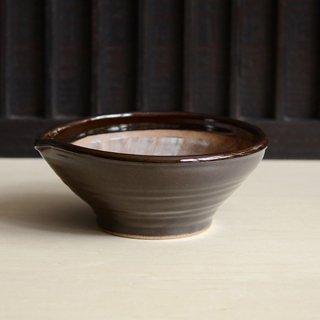 原泰弘 すり鉢 黒 L 21.5cm