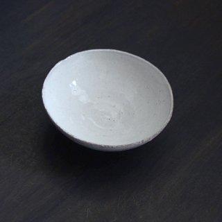村木雄児 粉引5寸鉢 15cm