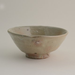山田隆太郎 粉引6寸鉢 径18.5cm 高さ8cm