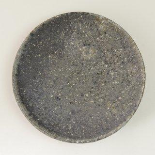 八田亨 自然釉7寸皿 φ22cm h5cm
