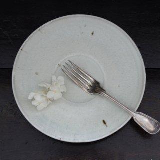 櫻井薫 8寸皿 リム広 φ24cm h3.5cm