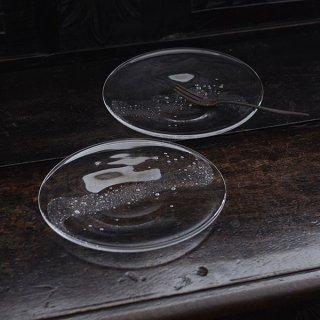 中村真紀 6寸楕円銘々皿 星河 φ19cm×16cm h2cm