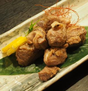 【飲食店様向け】ジューシー豚ハラミ 生(塩コショー味) 1kg×5p 送料無料で更にお得!