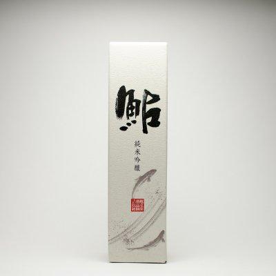 鮎正宗 720ml 1本用純米吟醸用化粧箱