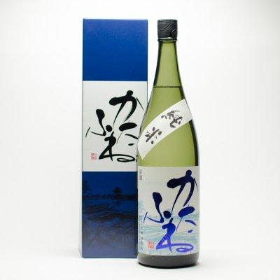 かたふね 純米酒 1.8L化粧箱入れ