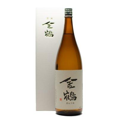 金鶴 普通酒(1.8L) 化粧箱入れ