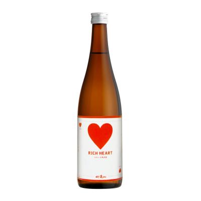 妙高山 特別純米酒 ひやおろし リッチハート (720ml)